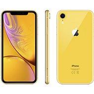 APPLE iPhone Xr 256GB žlutá