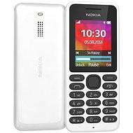 Nokia 130 bílá