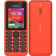 Nokia 130 červená Dual SIM