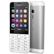Nokia 230 bílá Dual SIM