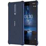 Nokia Soft Case CC-801 for Nokia 8 Blue