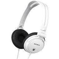 Sony MDR-V150 bílá