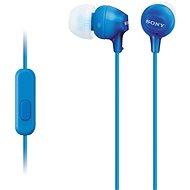Sony MDR-EX15AP modrá
