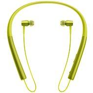 Sony Hi-Res MDR-EX750BT žlutá