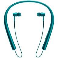 Sony Hi-Res MDR-EX750BT zelenomodrá