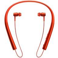 Sony Hi-Res MDR-EX750BT červená