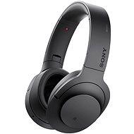 Sony Hi-Res H.ear MDR-100ABN černá