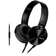 Sony MDR-XB450AP černá