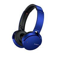 Sony MDR-XB650BT modrá