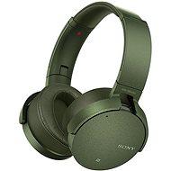 Sony MDR-XB950N1 zelená