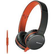 Sony MDR-ZX660APD, oranžová