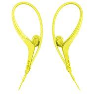 Sony MDR-AS410APY žlutá
