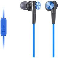Sony MDR-XB50AP modrá