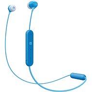 Sony WI-C300 modrá
