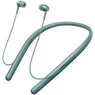 Sony Hi-Res WI-H700 zelená