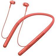 Sony Hi-Res WI-H700 červená