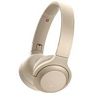 Sony Hi-Res WH-H800 zlatá