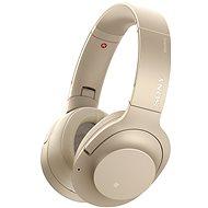 Sony Hi-Res WH-H900N zlatá