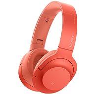 Sony Hi-Res WH-H900N červená
