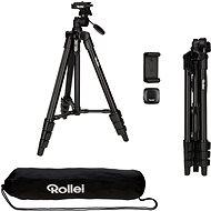 Rollei cestovní stativ pro mobilní telefony a fotoaparáty