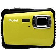 Rollei Sportsline 65 žluto-černý + brašna zdarma