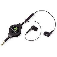 RETRAK Earbuds iPhone Controls černá