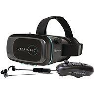 RETRAK Utopia 360° VR + ovladač + sluchátka
