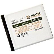 Akumulátor pro Aligator A420 / V500