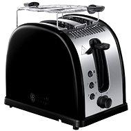 Russell Hobbs Legacy 2SL Toaster - Black 21293-56
