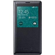 Samsung EF-CG900B Charcoal Black - Punching Pattern