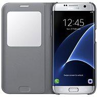 Samsung EF-CG935P stříbrné