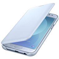Samsung Wallet Cover Galaxy J5 (2017) EF-WJ530C modré