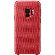 Samsung Galaxy S9+ Hyperknit Cover červený