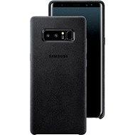 Samsung EF-XN950A Alcantara Cover pro Galaxy Note8 černý