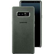 Samsung EF-XN950A Alcantara Cover pro Galaxy Note8 khaki
