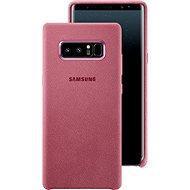 Samsung EF-XN950A Alcantara Cover pro Galaxy Note8 růžový