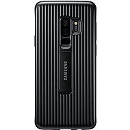 Samsung Galaxy S9+ Protective Standing Cover černý