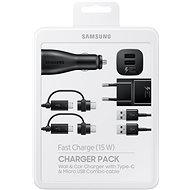 Samsung Charger Pack Černá