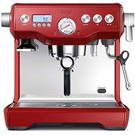 SAGE BES920 Espresso červené