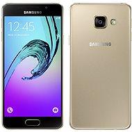 Samsung Galaxy A3 (2016) zlatý