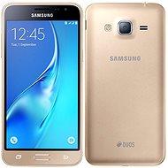 Samsung Galaxy J3 Duos (2016) zlatý