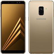 Samsung Galaxy A8 Duos zlatý