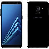Samsung Galaxy A8 Duos černý