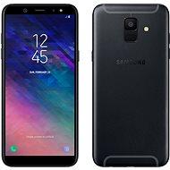 Samsung Galaxy A6 černý