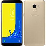 Samsung Galaxy J6 zlatý