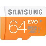 Samsung micro SDXC 64GB Class 10 EVO