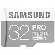 Samsung micro SDHC 32GB Class 10 PRO UHS-3
