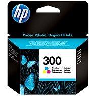 HP CC643EE č. 300 barevná