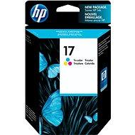 HP C6625A č. 17 barevná