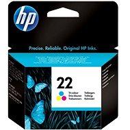 HP C9352AE č. 22 barevná